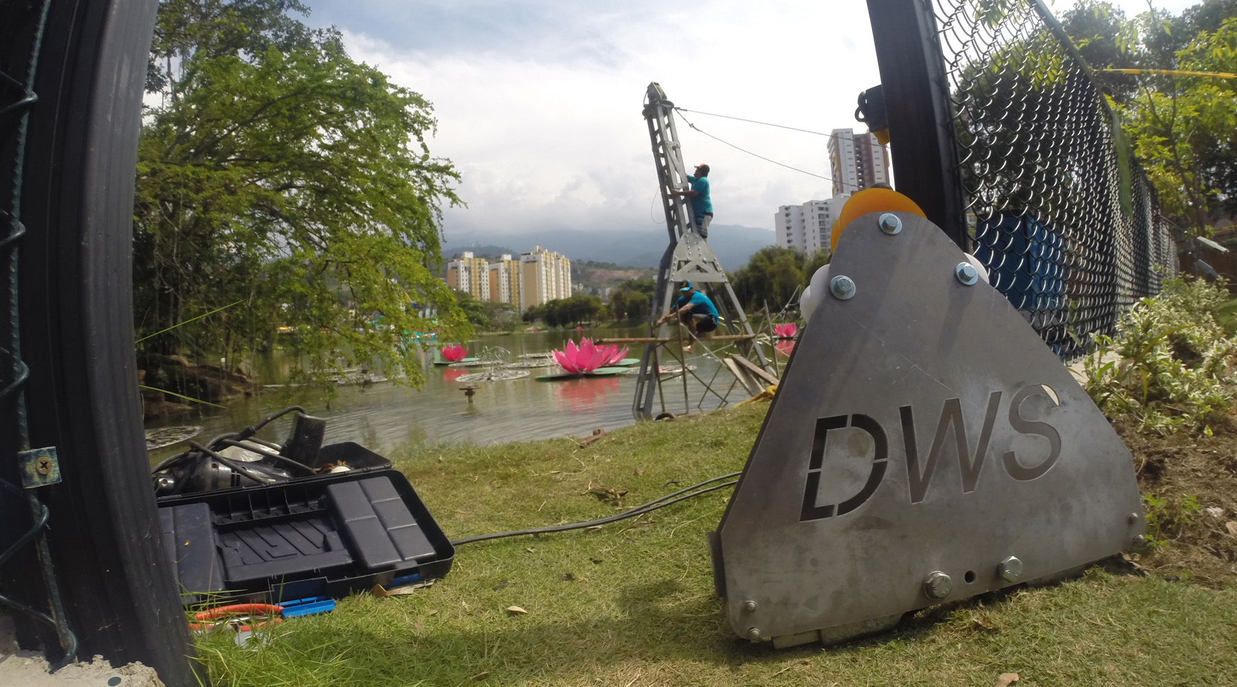 Colombia Wake Park