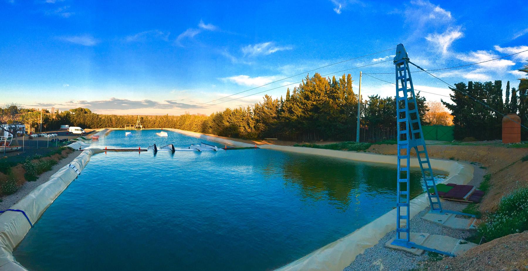Rancho Cable Wake Park